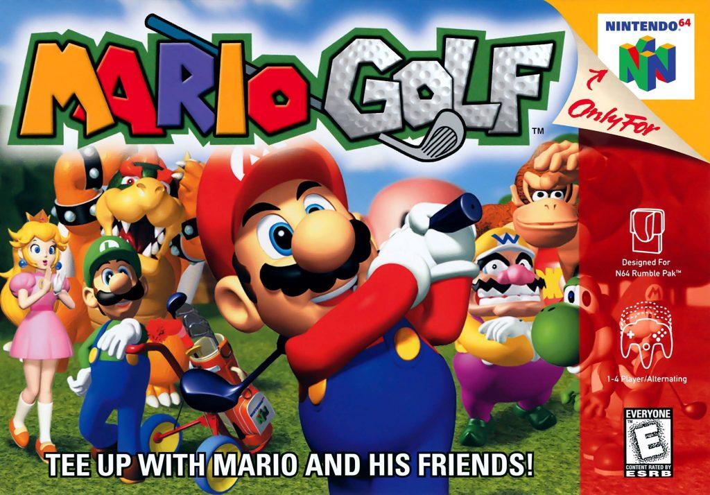 N64 Mario Golf