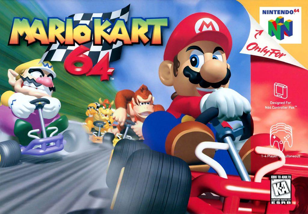 N64 Mario Kart